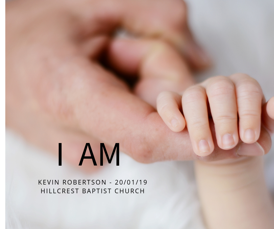 I AM series: Willing – Kevin Robertson
