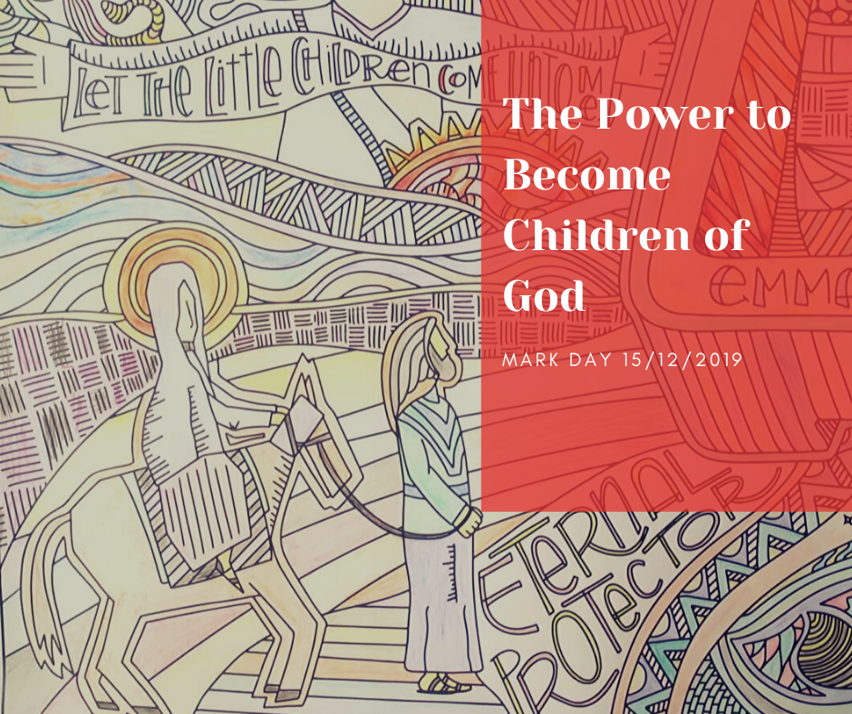 The Power to Become Children of God